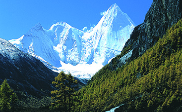 ヤンマイヨン峰