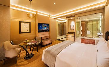 マカオのラグジュアリーホテル「MGMコタイ」