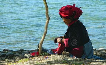最後の母系社会、モソ族が住む濾沽湖