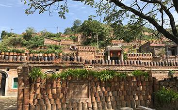 耀州窯の発祥地陳炉古鎮