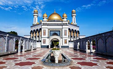ジャメ・アスル・ハサナル・ボルキア・モスク(イメージ)