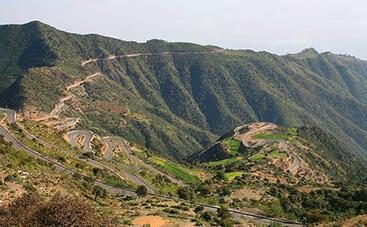 エリトリアの風景(イメージ)