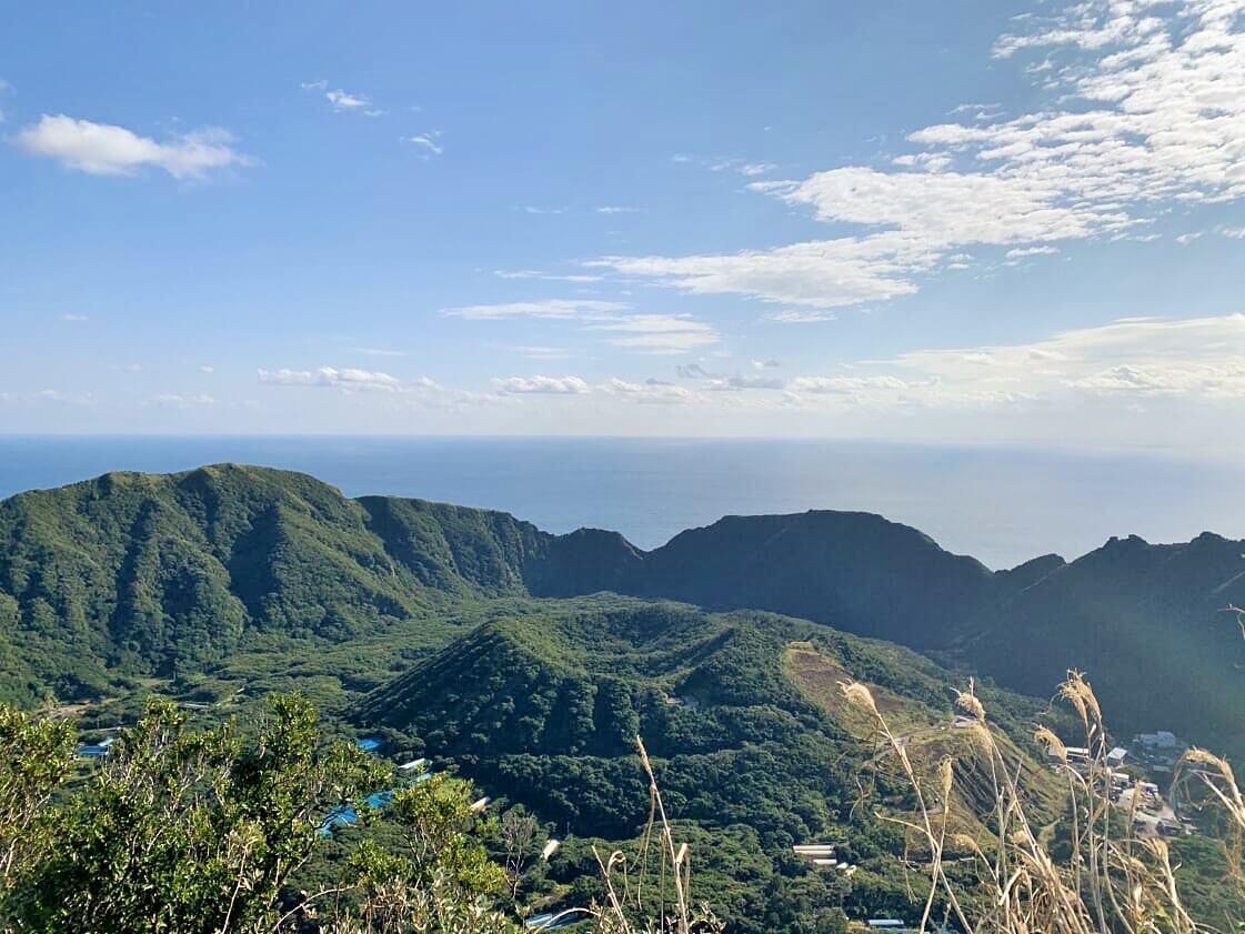 【国内・離島】 てくてく散歩 青ヶ島の旅