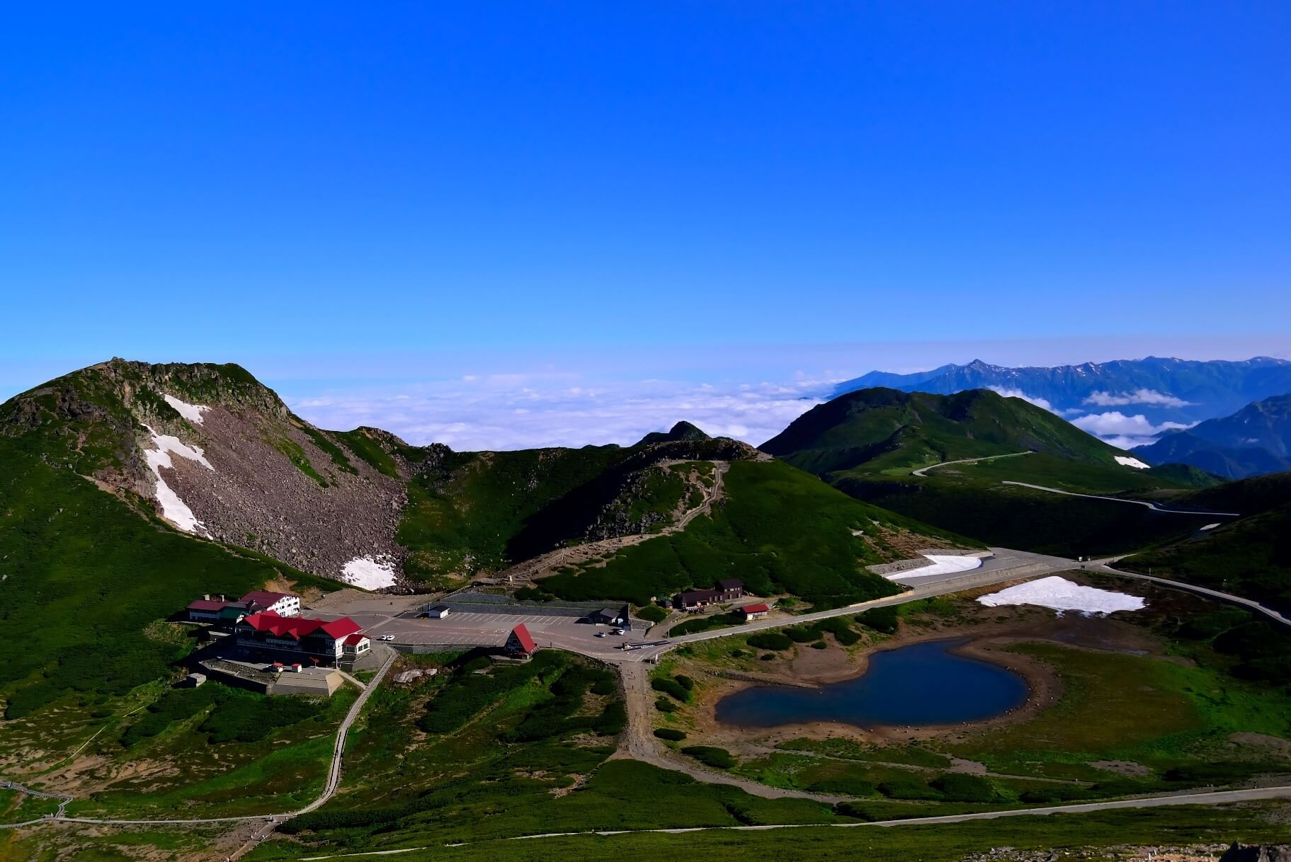 【国内・中部】 乗鞍高原、蓼科高原、上高地、奈良井宿を行く 松本滞在の旅